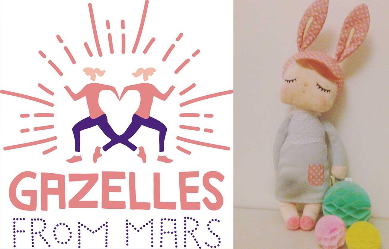 Gazelle Fromars : Sénégazelle