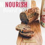 Banane Bread cranberry et noix