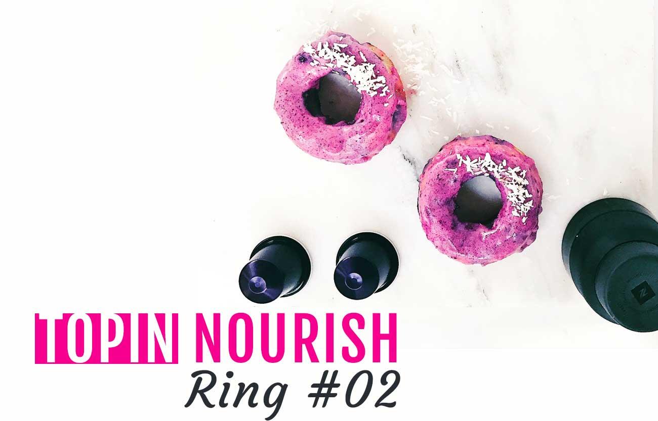 BB pink Donut sans gluten