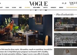 Vogue Une